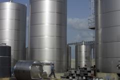 In-situ works in manufacture process