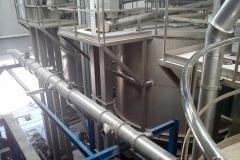 Instalaciones tubería en salinera